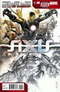 Avengers and X-Men Axis (2014 Marvel) 1A-FADE