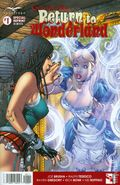 Grimm Fairy Tales Return to Wonderland Special (2015 Zenescope) 1