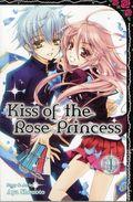 Kiss of the Rose Princess GN (2014 Viz Digest) 4-1ST