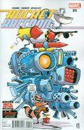 Rocket Raccoon (2014 2nd Series) 11