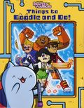Bravest Warriors Things to Doodle and Do SC (2015 Kaboom) Cartoon Hangover 1-1ST