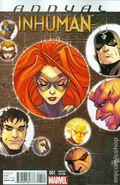 Inhuman (2014 Marvel) Annual 1B