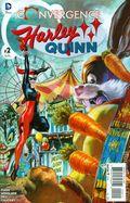 Convergence Harley Quinn (2015 DC) 2A