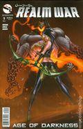 Grimm Fairy Tales Realm War (2014 Zenescope) 9A