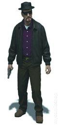 Breaking Bad 6-in. Action Figure (2013 Mezco) ITEM#1A