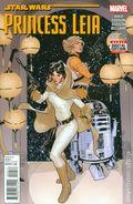 Star Wars Princess Leia (2015 Marvel) 2C