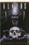 Aliens Fire and Stone TPB (2015 Dark Horse) 1-1ST