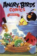 Angry Birds Comics HC (2014- IDW) 2-1ST