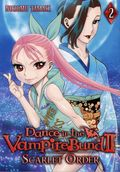 Dance in the Vampire Bund II: Scarlet Order GN (2014 Seven Seas) 2-1ST