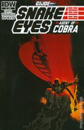 GI Joe Snake Eyes Agent of Cobra (2014 IDW) 5A