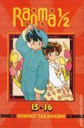 Ranma 1/2 TPB (2014 Viz) 2-in-1 Edition 15-16-1ST