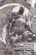Batman The Dark Knight Unwrapped HC (2015 DC Deluxe Edition) By Daivd Finch 1-1ST