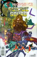 Convergence Suicide Squad (2015 DC) 2A