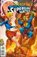 Convergence Supergirl Matrix (2015 DC) 2A