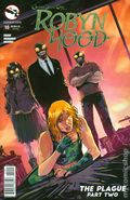 Robyn Hood (2014 Zenescope) 2nd Series Ongoing Grimm Fairy Tales  10B