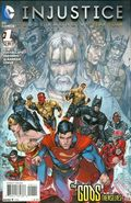 Injustice Gods Among Us Year Four (2015) 1A