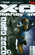 X-O Manowar (2012 3rd Series Valiant) 36A