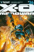 X-O Manowar (2012 3rd Series Valiant) 36C