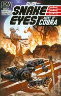 GI Joe Snake Eyes Agent of Cobra (2014 IDW) 5SUB