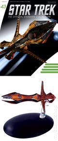 Star Trek The Official Starship Collection (2013 Magazine & Figure) ITEM#43
