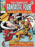 Complete Fantastic Four (1977 British/UK) 19