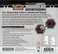 Pokemon Trading Card Game: Black and White Trainer Kit (2011) KIT#1