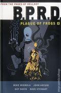 B.P.R.D. Plague of Frogs TPB (2014 Dark Horse) 4-1ST