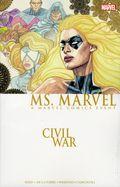 Civil War Ms. Marvel TPB (2015 Marvel) 2nd Edition 1-1ST