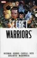 Secret Warriors TPB (2015 Marvel) The Complete Collection 1-1ST