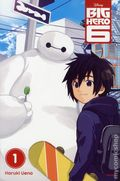 Big Hero 6 GN (2015 Yen Press Digest) Disney 1-REP