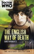 Doctor Who The English Way of Death SC (2015 BBC Novel) The History Collection 1-1ST