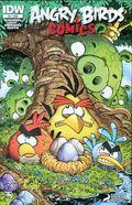 Angry Birds Comics (2014) 11