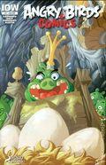 Angry Birds Comics (2014) 11SUB