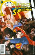 Convergence Adventures of Superman (2015) 2A