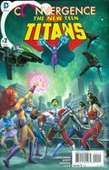 Convergence New Teen Titans (2015 DC) 2A