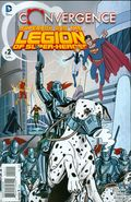 Convergence Superboy and The Legion (2015 DC) 2A