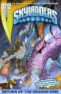 Skylanders (2014 IDW) 9