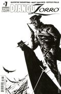 Django Zorro (2014 Dynamite) 7F