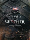 World of the Witcher HC (2015 Dark Horse) Video Game Compendium 1-1ST