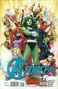 A-Force (2015) 1A