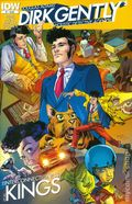 Dirk Gently's Holistic Detective Agency (2015 IDW) 1