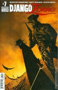 Django Zorro (2014 Dynamite) 7A