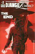 Django Zorro (2014 Dynamite) 7B