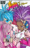 Jem and the Holograms (2015 IDW) 3