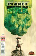 Planet Hulk (2015) 1A
