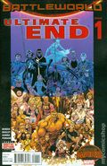 Ultimate End (2015 Marvel) 1A