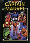 Death of Captain Marvel TPB (1994 1st Edition) 1-1ST