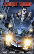 Knight Rider TPB (2015 IDW/Lion Forge) 1-1ST