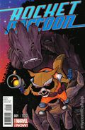 Rocket Raccoon (2014 2nd Series) 1NYCC