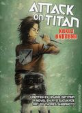 Attack on Titan Before the Fall - Kyklo SC (2015 Vertical Novel) 1-1ST